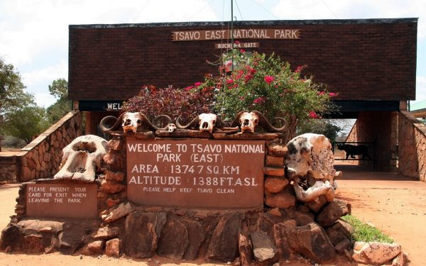 If you want to see the only red elephants in the world, Tsavo East National Park is the place to go but these 7 other things also make a good bucket list.