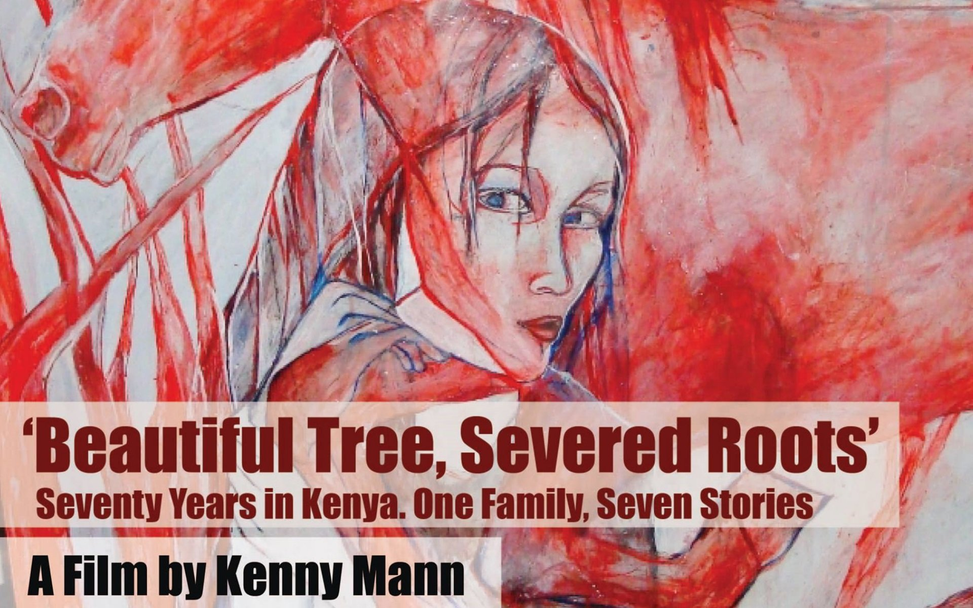 Beautiful Tree, Severed Roots chronicles Mann's family history as Romanian Jews living in Kenya and their unique relationship with Kenya's political elite.
