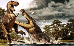 Might it be possible that dinosaurs may still be living among us? Paul Kamande takes a closer look at the Crocodile and offer an interesting perspective.