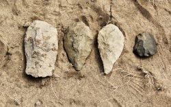 A rare and historical finding of what may be the oldest stone tools ever found on earth, has just been made in Kenya's Kokiselei area, at the shores of Lake Turkana.