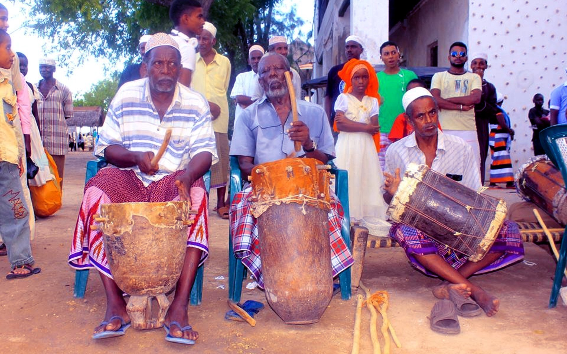 The Bajuni of Kenya once occupied the Bajuni Islands. Today they live in Lamu, just north of Tana River where they fish, trade and farm. Photo courtesy of AllBajuni.com