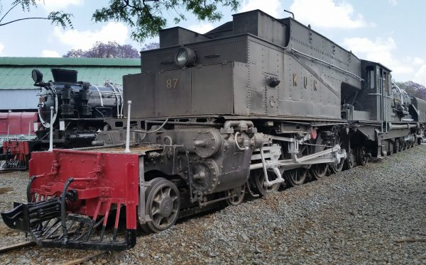 Walking around the Nairobi Railways Museum is like turning the pages of a good Kenyan history book. Each item in the museum has a fascinating story to tell.