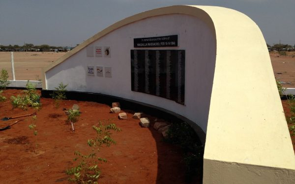 The Wagalla Massacre Site, where thousands of Degodia Somalis were killed in cold blood remains one of the most strangest events in Kenyan history.