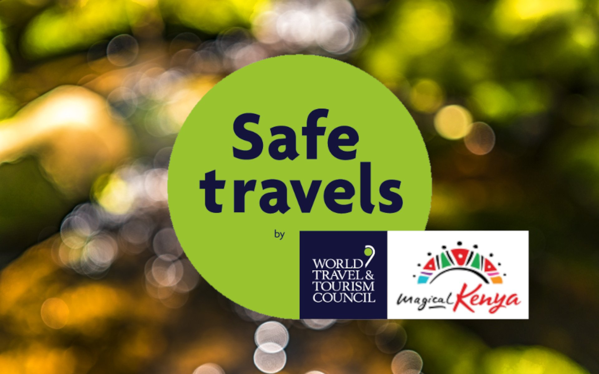 Today Kenya has joined over 80 other global destinations certified by the World Travel and Tourism Council for safe travels. So karibu sana after COVID-19.