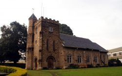 The All Saints Church in Kamonde began in 1912. It is among the oldest churches in Kenya where a vintage Victorian past lies preserved.