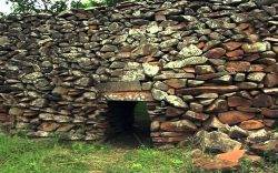 At Thimlich Ohinga, peculiar 16th century dry stone enclosures built without mortar have defied engineering by standing the test of time.