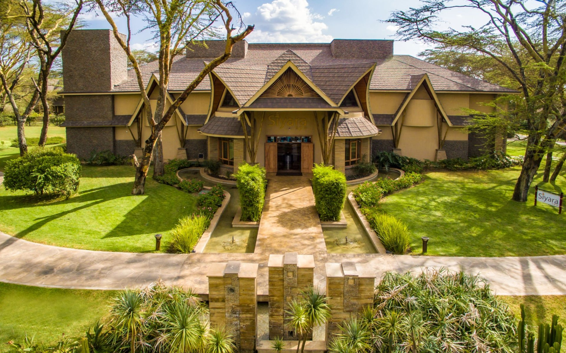 Enashipai Resort & Spa in Naivasha - Kenya Geographic
