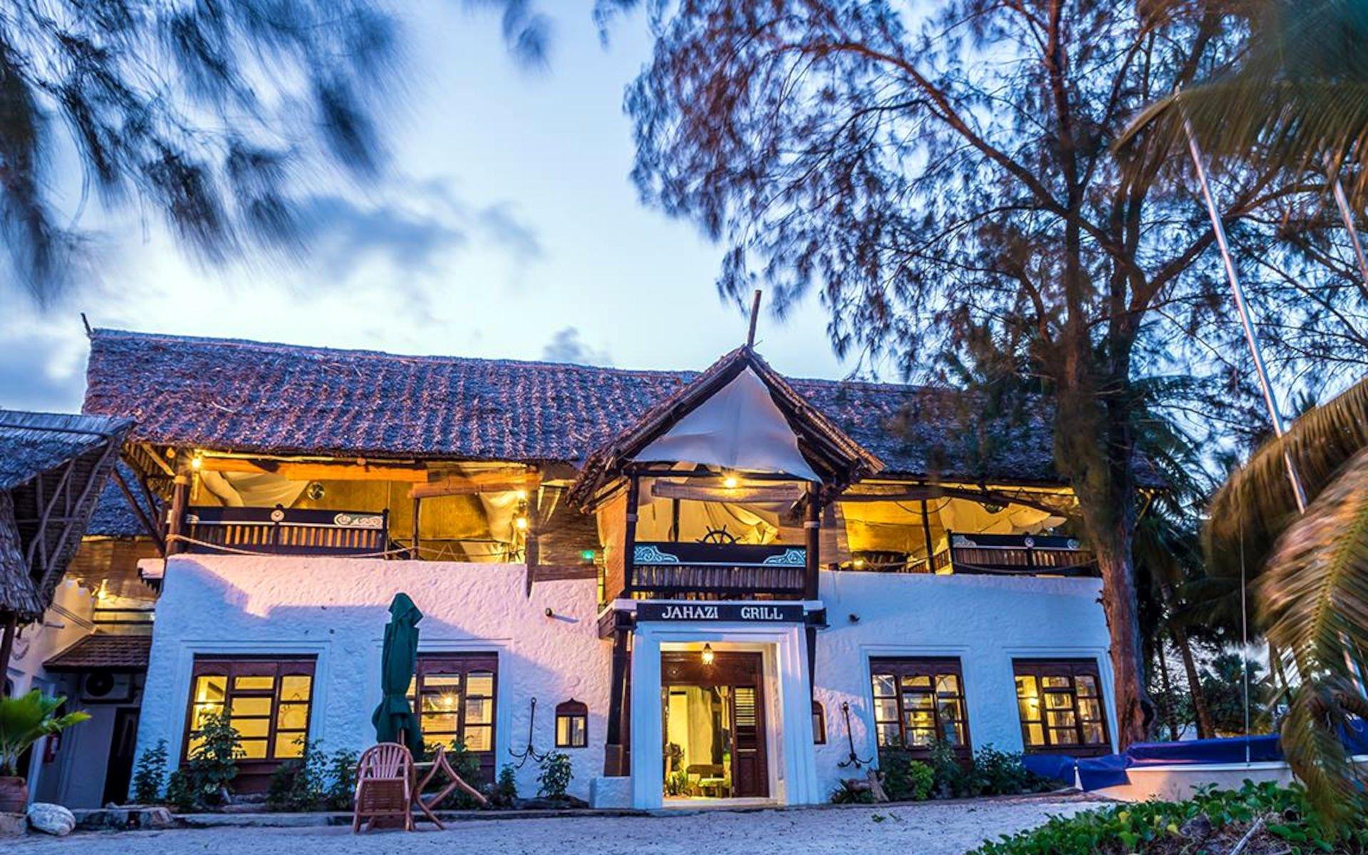 Serena Beach Resort, Mombasa - Kenya Geographic